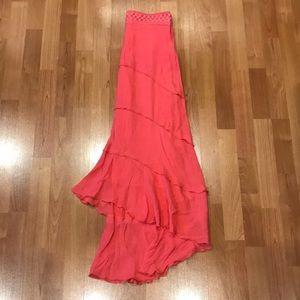 BCX high low skirt